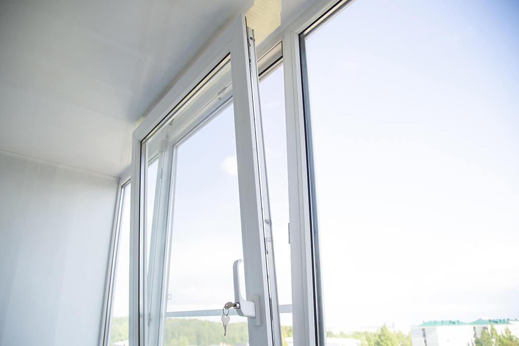 ventanas PVC Ibiza